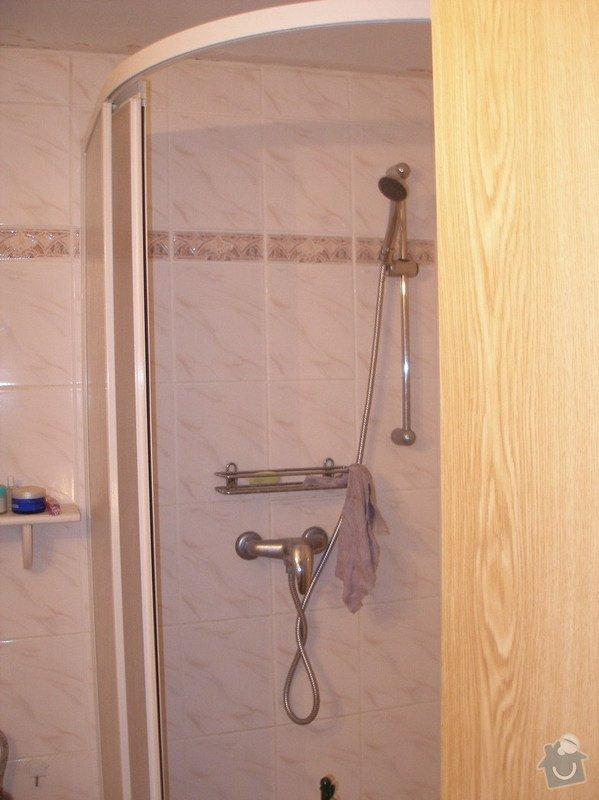 Rekonstrukce malé koupelny v RD - Ostrava: P1010007