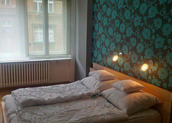 Truhlarske prace (brouseni, lakovani jednoho nocniho stolku v loznici) tapetovani steny v loznici cca 2,5 m x 7m, profi instalace lampicek nad postel tzn. aby nebyly videt kabely vse skryto pod tapetou :)