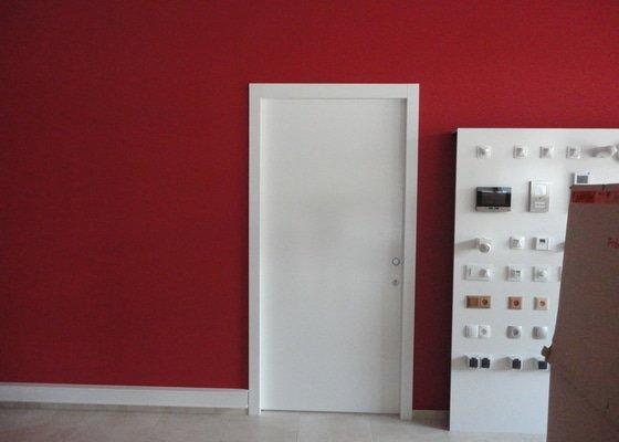 Rozšíření showroomu na klíč.