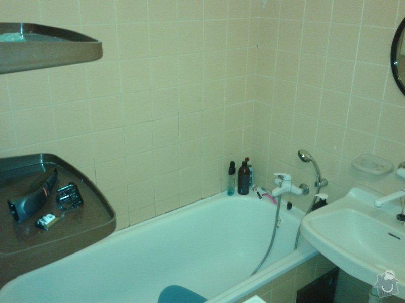 Rekonstrukce koupelny (zděné jádro) - 2,1x1,6 m: Koupelna_02