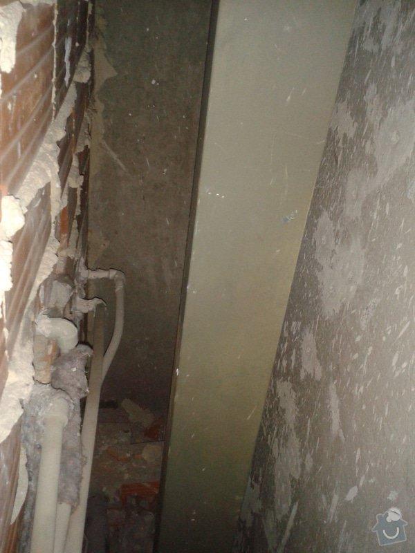 Rekonstrukce koupelny (zděné jádro) - 2,1x1,6 m: Koupelna_03