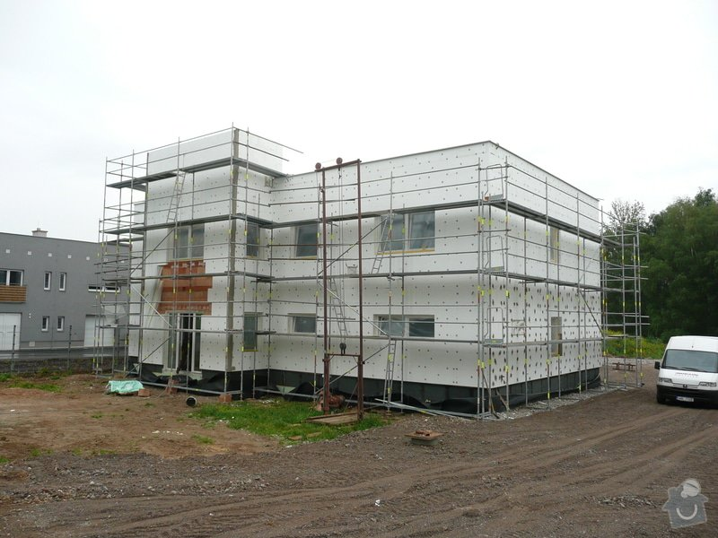 Novostavba firemní budovy: P1030371