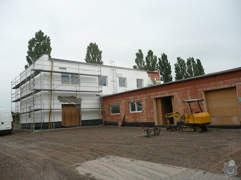 Novostavba firemní budovy: P1030375