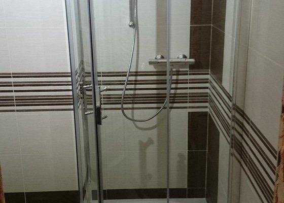Kompletní rekonstrukce koupelny a WC