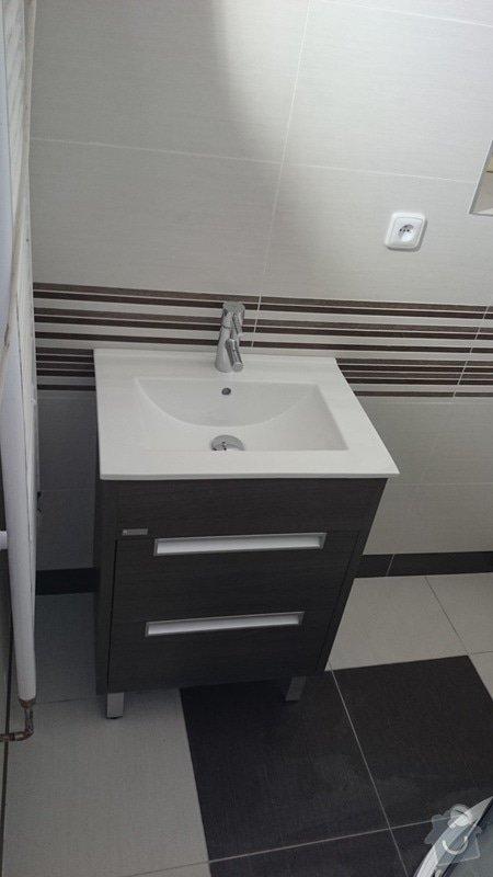 Kompletní rekonstrukce koupelny a WC: DSC_1645