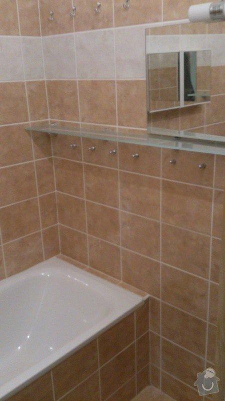 Rekonstrukce koupelny, WC a kuchyně vč.podlahy: DSC_1407