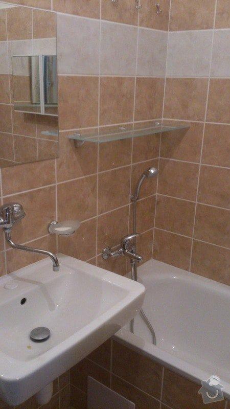 Rekonstrukce koupelny, WC a kuchyně vč.podlahy: DSC_1410