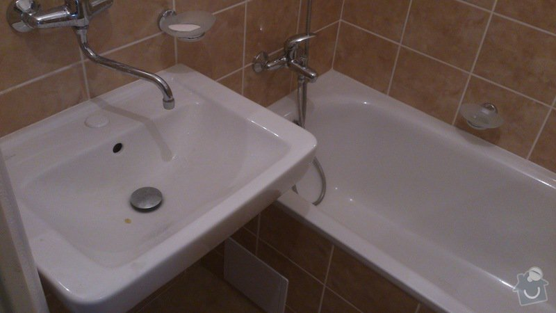 Rekonstrukce koupelny, WC a kuchyně vč.podlahy: DSC_1413