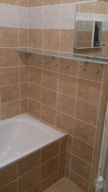 Rekonstrukce koupelny, WC a kuchyně vč.podlahy: DSC_1417