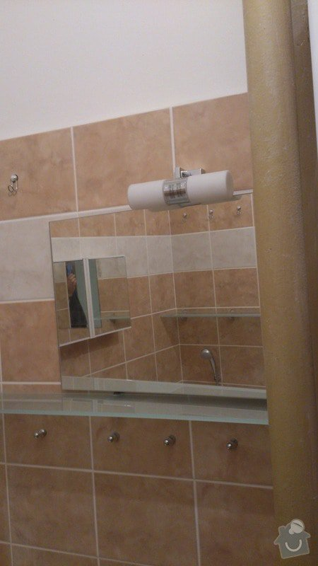 Rekonstrukce koupelny, WC a kuchyně vč.podlahy: DSC_1418