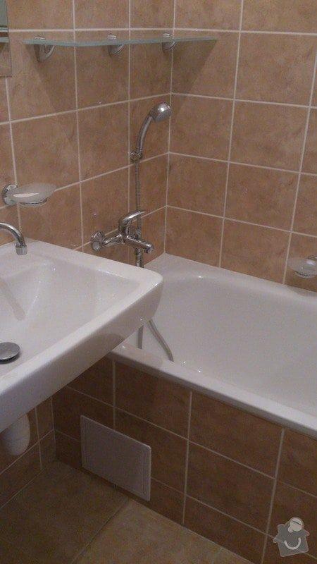 Rekonstrukce koupelny, WC a kuchyně vč.podlahy: DSC_1419