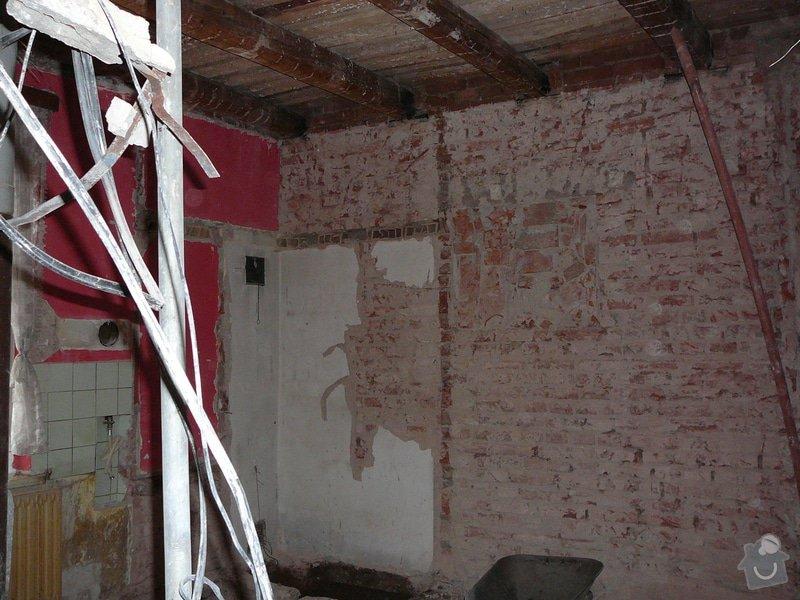 Rekonstrukce rodinného domu: P1020367
