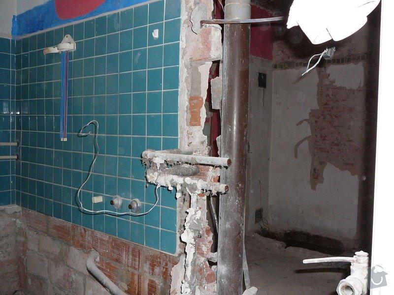 Rekonstrukce rodinného domu: P1020368