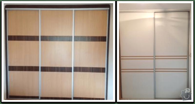 Vestavěné sříně a nová kuchyň: vestavky