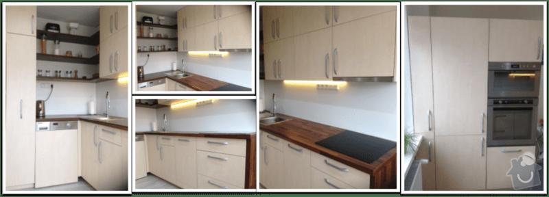 Vestavěné sříně a nová kuchyň: kuchynska_linka