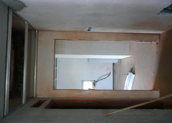 Rekonstrukce rodinného domu
