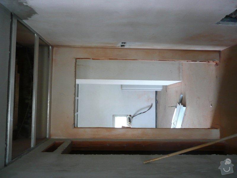 Rekonstrukce rodinného domu: P1030885