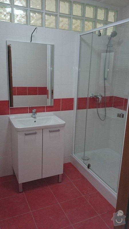 Rekonstrukce koupelny, WC a kuchyně : DSC_1696