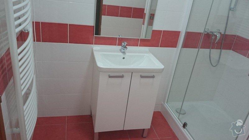 Rekonstrukce koupelny, WC a kuchyně : DSC_1697