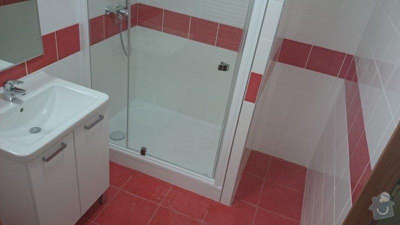 Rekonstrukce koupelny, WC a kuchyně : DSC_1698