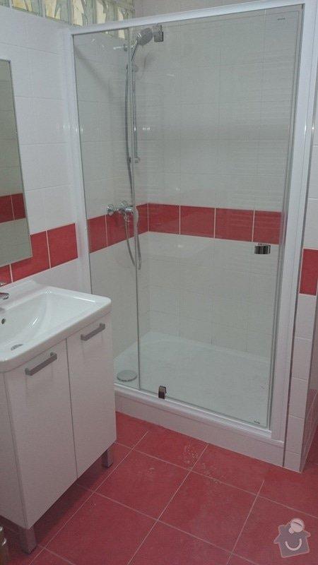 Rekonstrukce koupelny, WC a kuchyně : DSC_1699