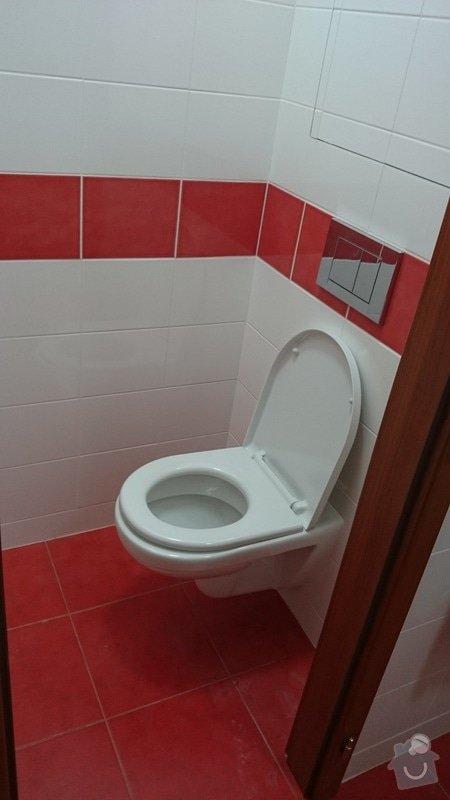 Rekonstrukce koupelny, WC a kuchyně : DSC_1706