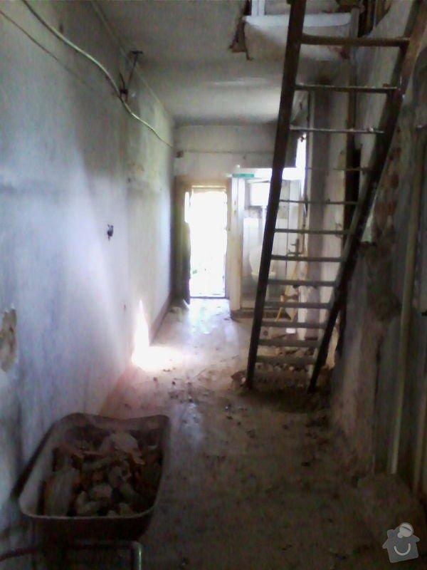 Dřevěné schodiště: kokonin