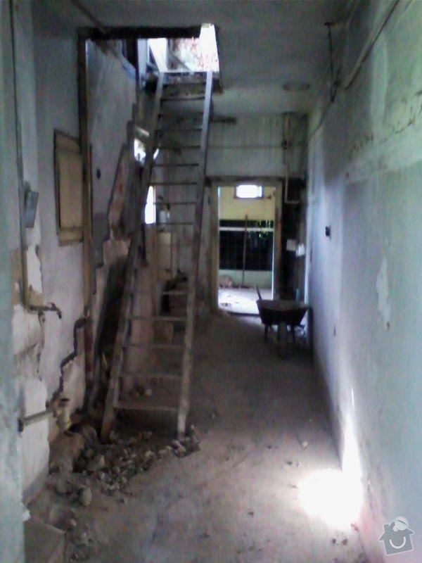 Dřevěné schodiště: kokonin2