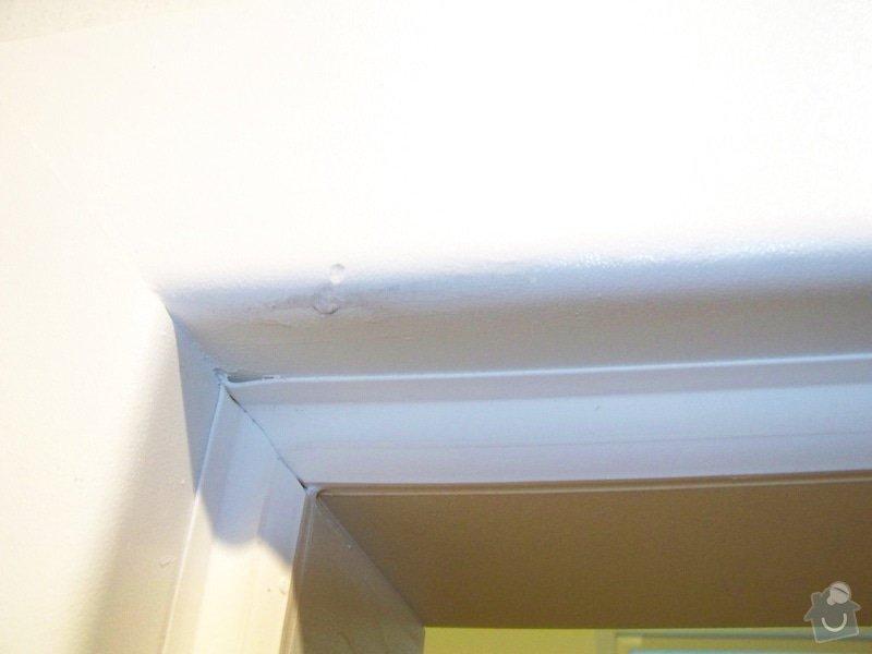 Dodání a montáž interiérových dveří: 0