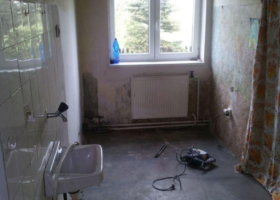 Rekonstrukce kuchyne a verandy