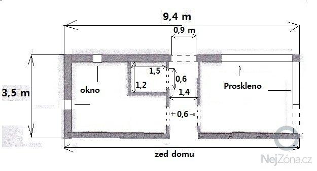 Přístavba domu: pristavba