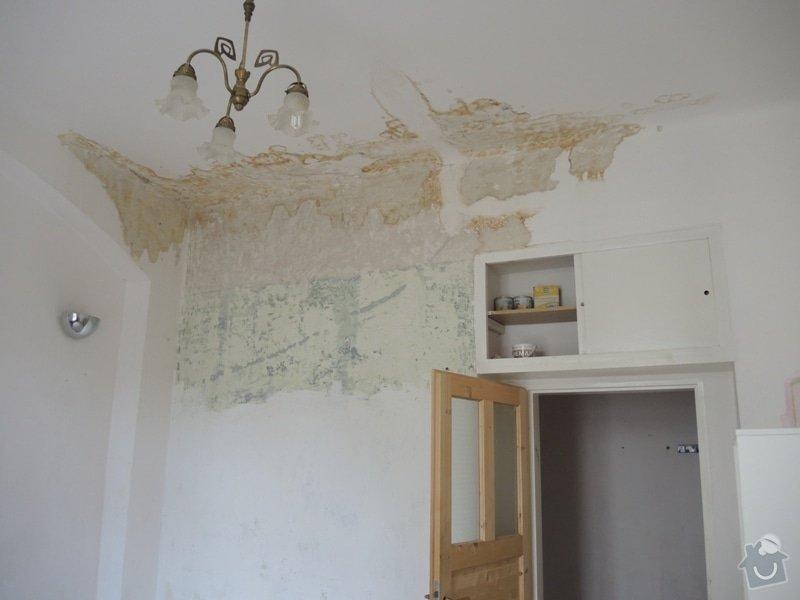 Malířské práce - 2 místnosti: DSCN9027