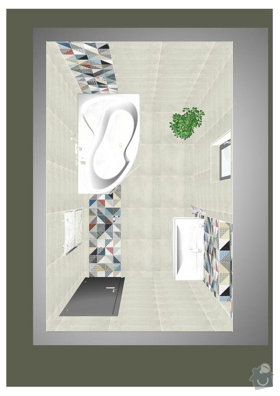 Realizace koupelen: koupelna_2np_top