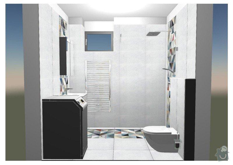 Realizace koupelen: koupelna_1np_front