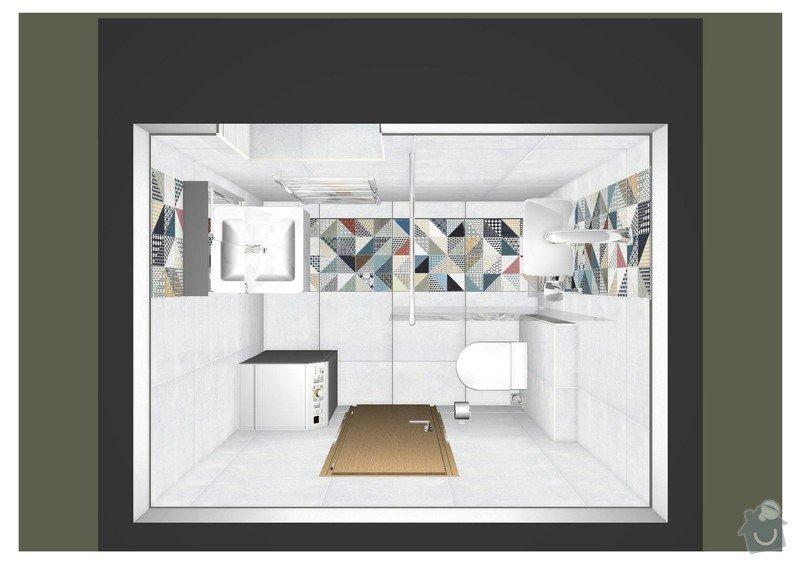Realizace koupelen: koupelna_1np_top