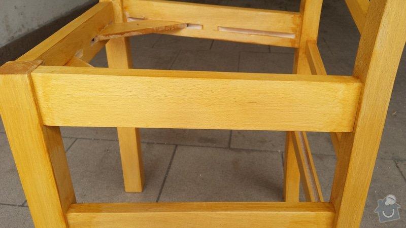 Nátěr kuchyňských židlí: zidle_2_