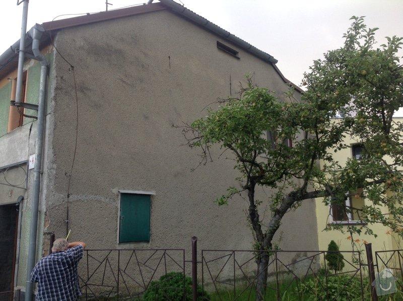 Fasáda / zateplení - rodinný dům: photo_1