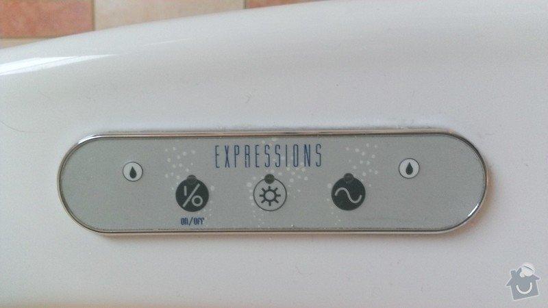 Oprava hydromasážní vany: WIN_20140417_172651
