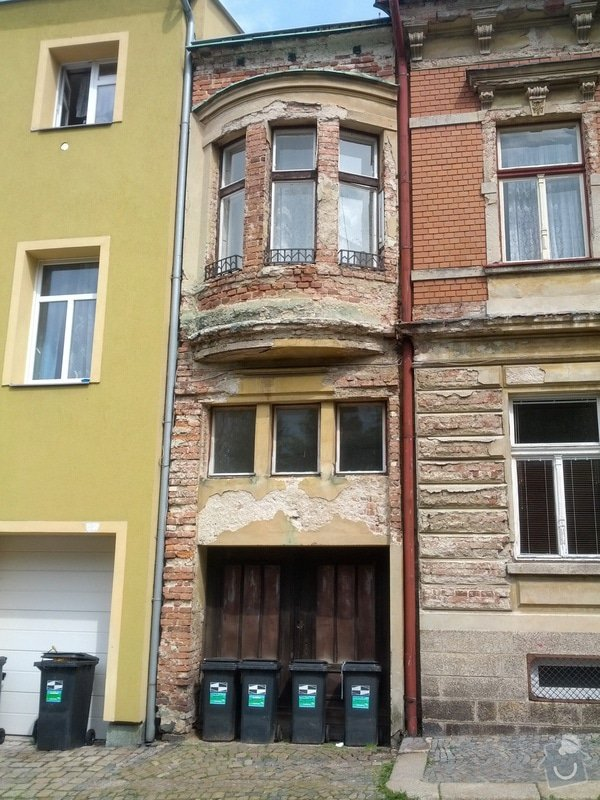 Zateplení domů, fasáda, výměna oken.: IMG_20140713_152646
