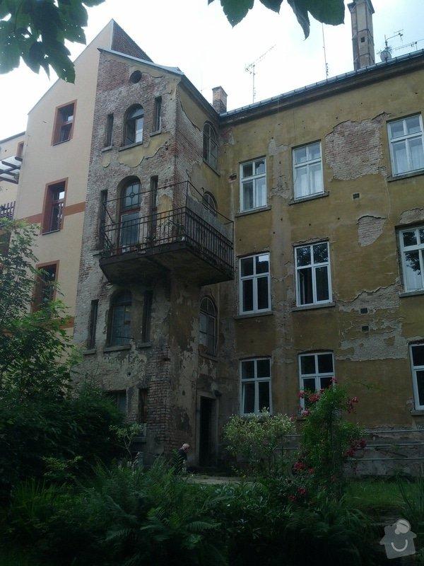 Zateplení domů, fasáda, výměna oken.: IMG_20140713_155323