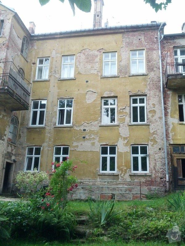 Zateplení domů, fasáda, výměna oken.: IMG_20140713_155331