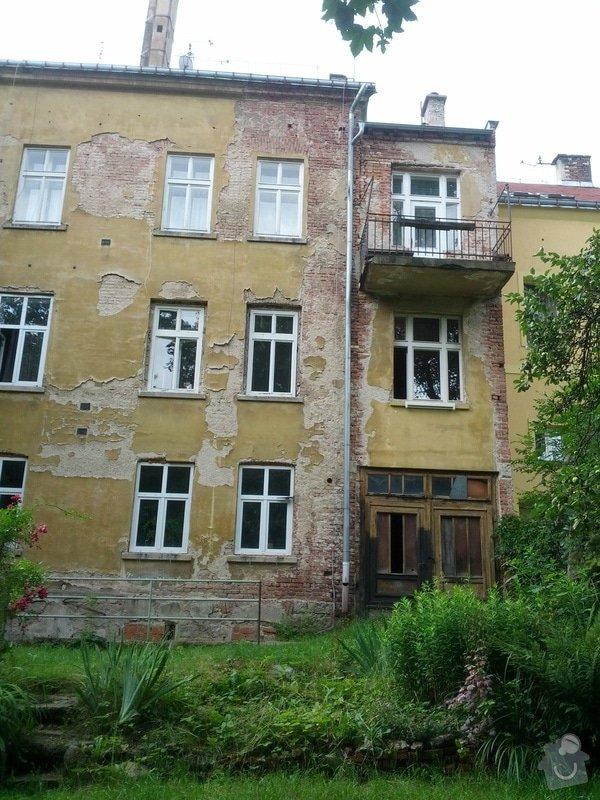 Zateplení domů, fasáda, výměna oken.: IMG_20140713_155336