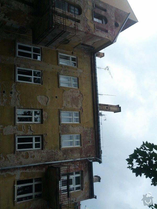Zateplení domů, fasáda, výměna oken.: IMG_20140713_155345