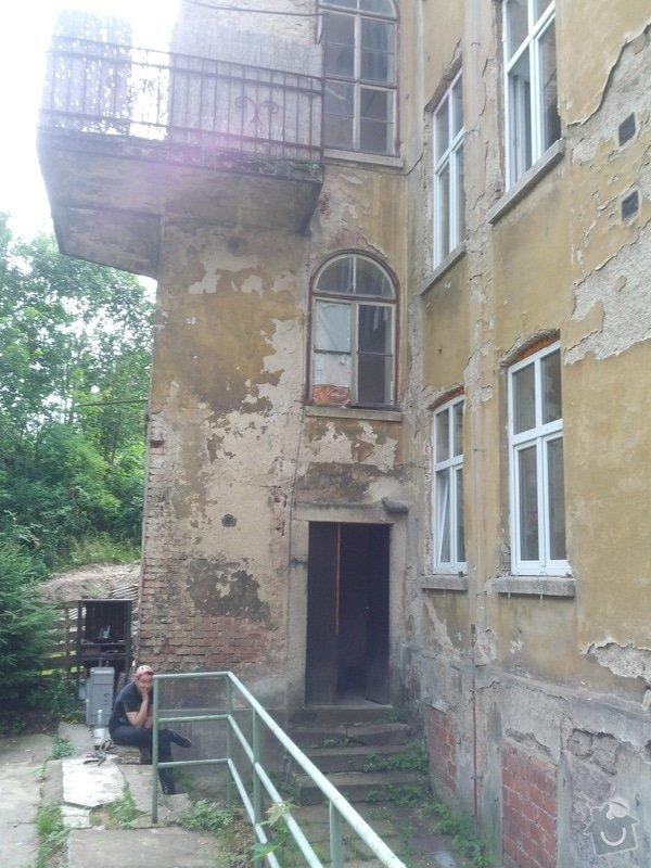 Zateplení domů, fasáda, výměna oken.: IMG_20140713_155413