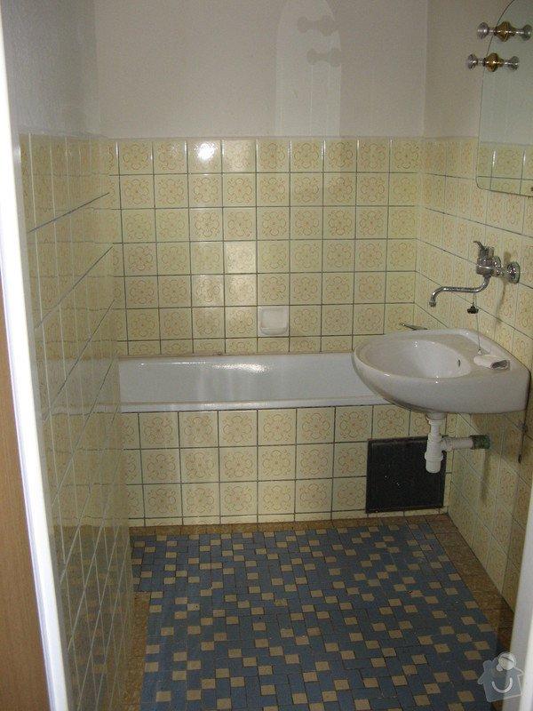 Kompletní rekonstrukce koupelny + zednické práce: IMG_1354