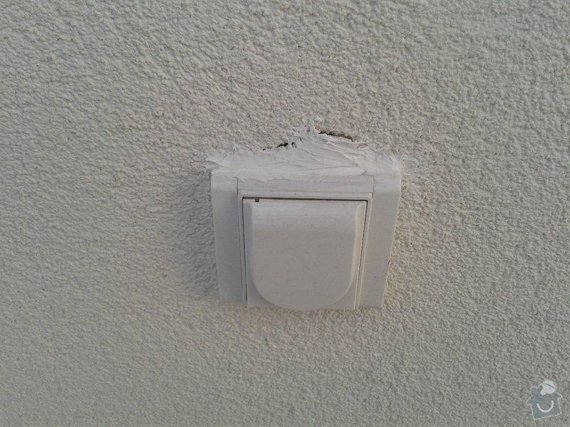 Opravy v bytě - Novostavba: c._8_-_zasuvka_na_terase