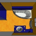 Obkladacske pace koupelna2x wc kuchyn koupelna spodni