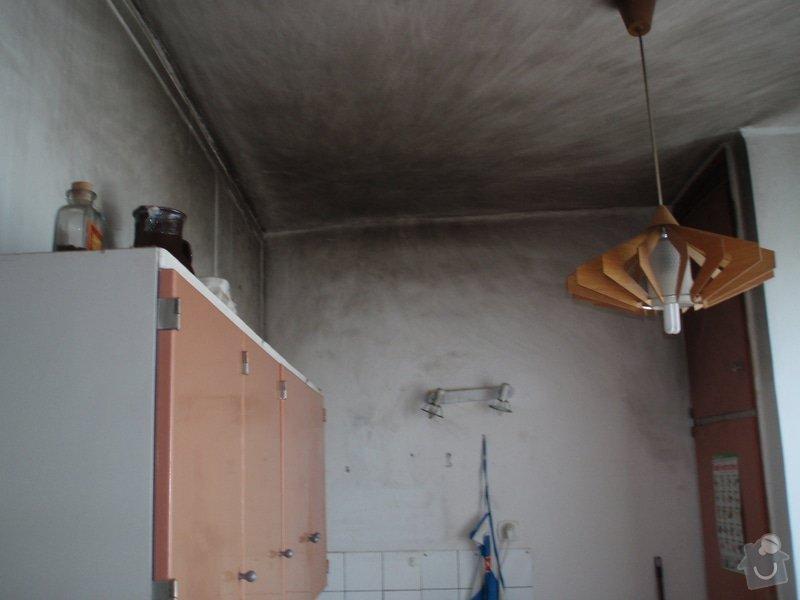 Malířské práce byt 1+1, 36 m2: P6100075
