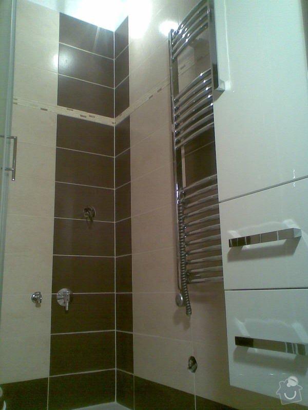 Rekonstrukce bytu 1+1 (koupelna, elektroinstalace, podlaha): Obraz082