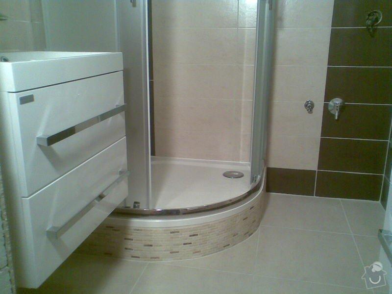 Rekonstrukce bytu 1+1 (koupelna, elektroinstalace, podlaha): Obraz080